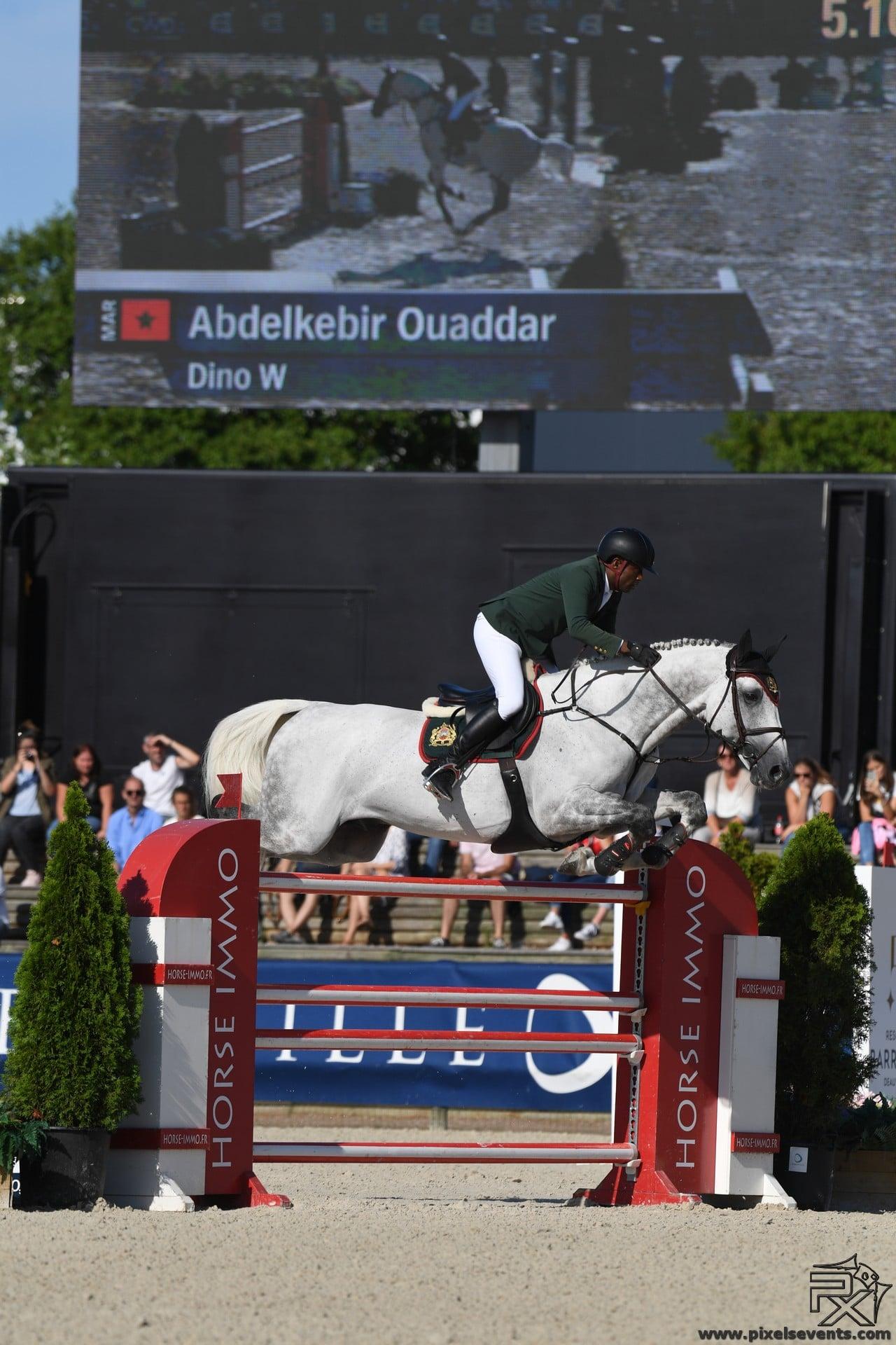 Le marocain Abdelkebir Ouaddar