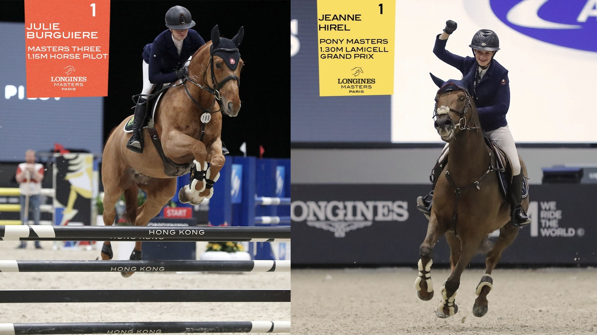 Sans titre.001 - Longines Masters de Paris - Ambassadeurs on top !