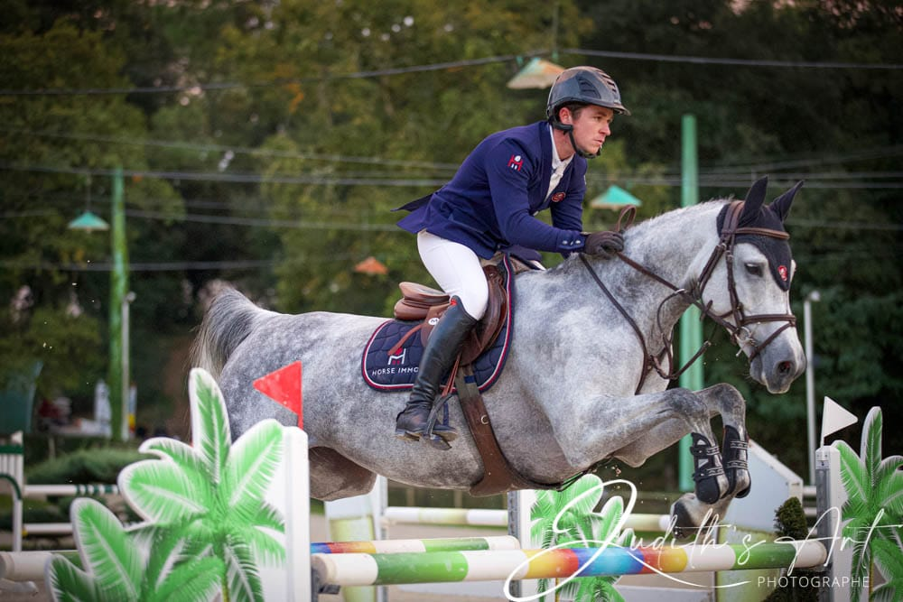 IMG 0605 1 - Pierre-Marie Friant devient ambassadeur Horse Immo.