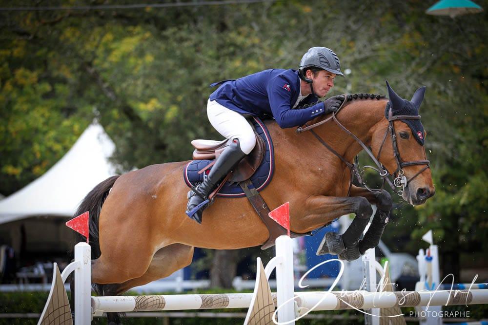 IMG 8408 1 - Pierre-Marie Friant devient ambassadeur Horse Immo.