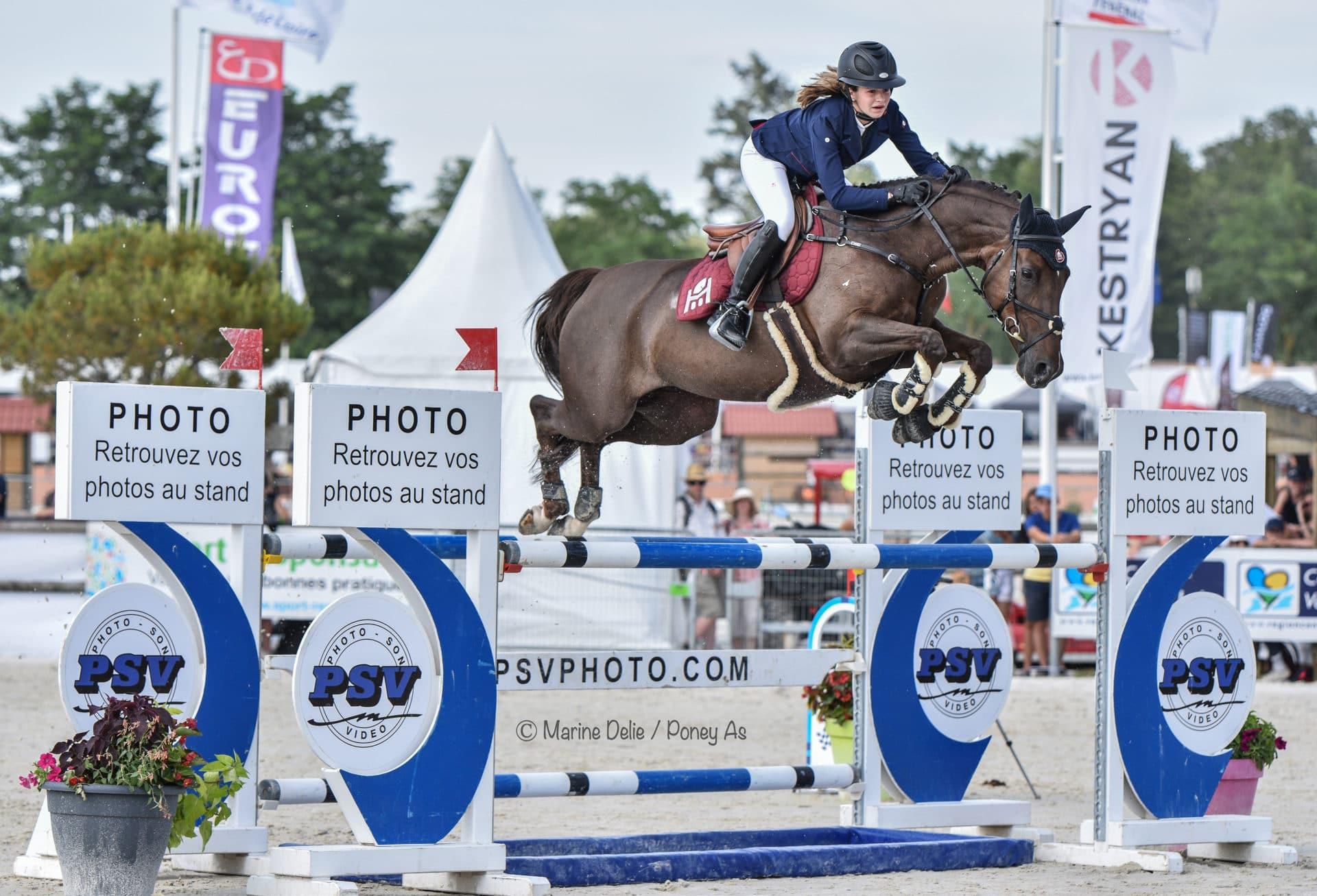 image00001 1920x1307 - Notre ambassadrice médaillée de bronze aux championnats d'Europe !