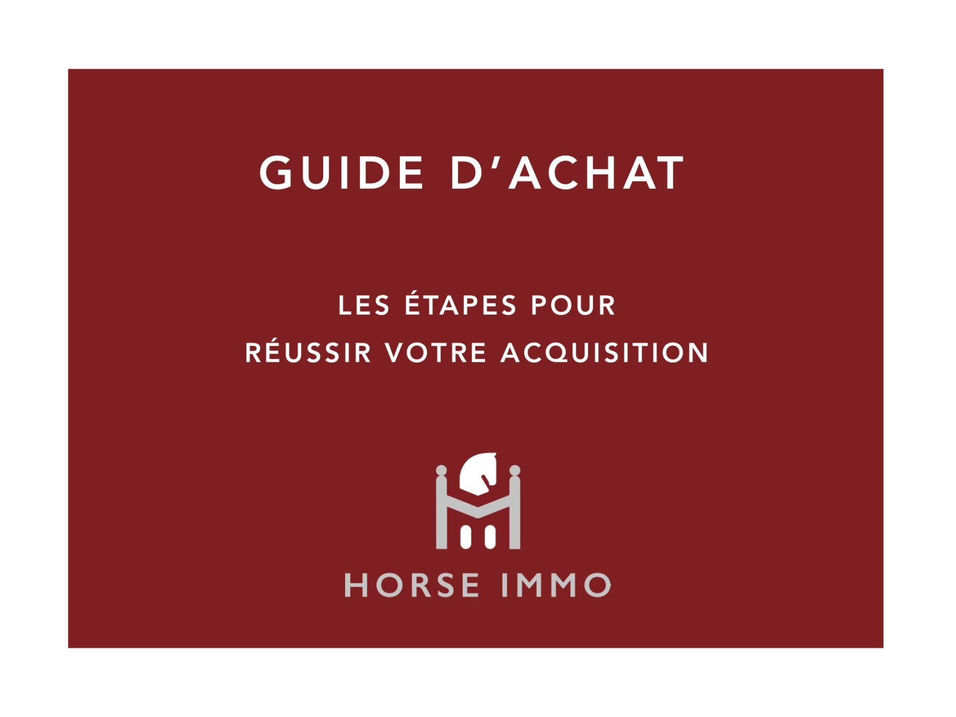 GUIDE ACHAT 2021 copie 1920x1440 - Deux guides pratiques pour vendre et acheter votre propriété équestre avec Horse Immo.