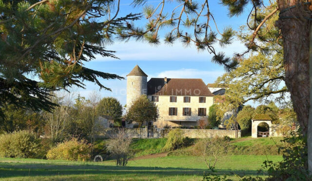 1615973408 VM1712 3 original 640x372 - Château de 340m² sur 3.5ha à 15 min de Bergerac