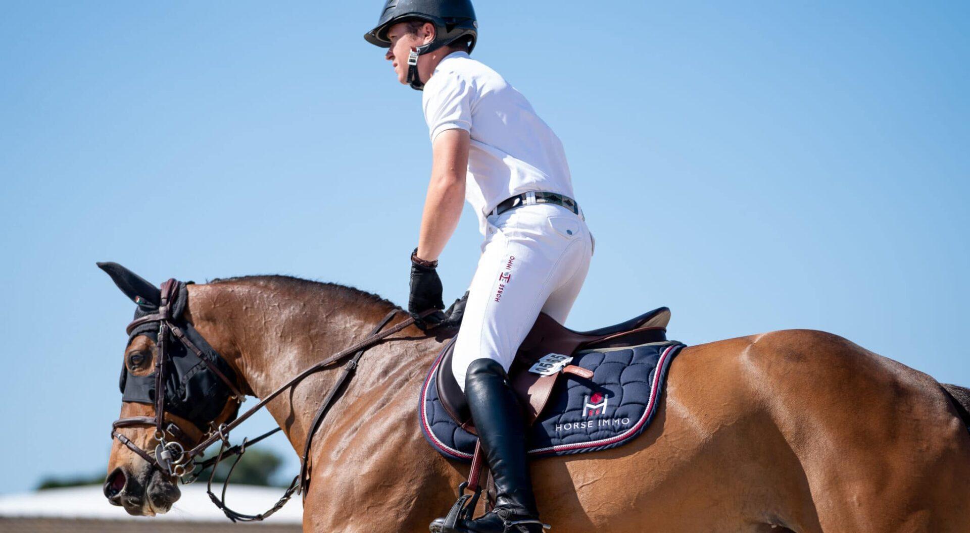 "LABAULE2021 Pierre Marie Horse Immo Juin2021 ©JessicaRodrigues scaled e1626696461127 1920x1056 - Interview / Pierre-Marie Friant : ""Je vis cheval à 100%"""